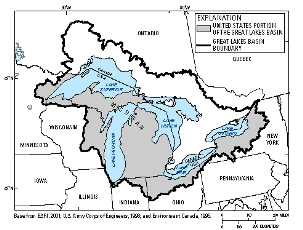 National Water Availability and Use Program - Great Lakes Basin Pilot