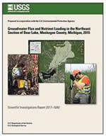 Groundwater Flux and Nutrient Loading in the Northeast Section of Bear Lake, Muskegon County, Michigan, 2015 (UM-WSC)